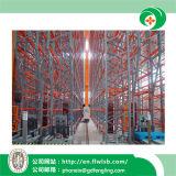 Sistema de rack de paletes Asrs para armazenagem de armazém com aprovação Ce