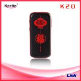 Kosteneffektiver Handy mit GPS Gleichlauf-System (K20)