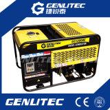 10kVA het water koelde v-Tweeling Diesel van de Cilinder Generator