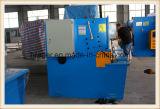 油圧ギロチンの金属板のせん断および打抜き機