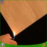 ホーム織物によって編まれる防水炎-巻上げ式ブラインドのための抑制停電ポリエステルカーテンファブリック