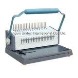 Populaire dans la machine à relier électrique CB-1220/CB-1220A/CB-1220h de livre de peigne de l'Asie