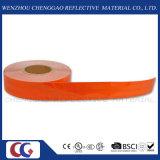Ruban adhésif r3fléchissant orange fluorescent de vente chaud pour le camion (CG5700-OO)