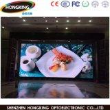 Affichage vidéo polychrome de HD P2.5 DEL pour la publicité