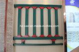 Barandilla de acero galvanizada decorativa de alta calidad 35 del balcón de la aleación de Haohan Alluminum