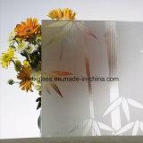 장식무늬가 든 유리 제품은 Windows, 가구, 목욕탕에 사용된 유리를 계산했다