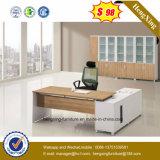 Hölzerner Schreibtisch L Form-Direktionsbüro-Tisch (HX-NT3283)