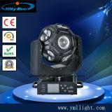 luz Phantom do estágio do diodo emissor de luz do clube do disco do feixe de 9X12W 4 in-1 RGBW