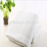 卸し売り明白なカラー100%年の綿の圧縮された表面タオル