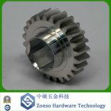 高精度OEMによってカスタマイズされるアルミニウムCNCの機械装置部品