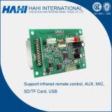Tarjeta del decodificador del MP3 USB/FM del precio de fábrica con el módulo de Bluetooth (G008)