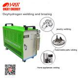 Máquina de soldadura de cobre de alumínio automática Oxy-Hydrogen portátil pequena