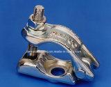 BS1139 a modifié la bride simple de demi de coupleur d'échafaudage