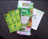 Le bio régime de Fruta capsule la perte de poids normale de -100% Prue