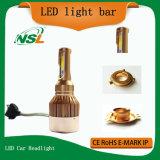 금 차 헤드라이트 달무리 광속 LED 차 헤드라이트 C6 H4 H13 9004 9007의 차 H4 LED 헤드라이트 전구