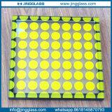 Kundenspezifische Kunst-dekorative befleckte Farben-Digital-Drucken-keramische Fritte-Glas-niedrige Kosten