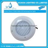 LED-Unterwasserswimmingpool-Lichter mit PC Nische