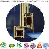 Grande faixa de qualidade Hurricane Impact PVC Window para venda durável com longa vida útil