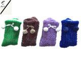 Quattro calzini dell'interno delle donne di colore (RY-SC1611)