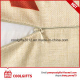 Coperchio quadrato di tela dell'ammortizzatore di /Sofa del cuscino del cotone bello personalizzato commercio all'ingrosso