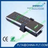 Controllo di gruppo degli indicatori luminosi di soffitto con l'interruttore a distanza
