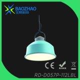 Lámpara pendiente del nuevo diseño en diverso color