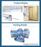 Колесо стеклянной двери вспомогательного оборудования оборудования мебели вися