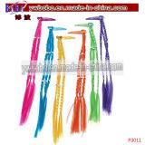 Agente joyería del pelo del pelo del partido de la decoración decorativo mercado de Yiwu (P3013)