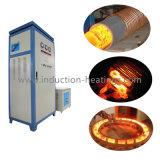 Máquina de forjamento quente do parafuso da porca do aquecimento de indução da freqüência média
