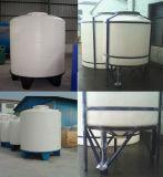 Mezclador de mezcla químico con el tanque
