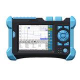 Equipamento de comunicação ótico do verificador da fibra OTDR X-60 de Shinho