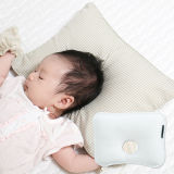 Het Hoofdkussen van de baby voor de Pasgeboren 3D Bescherming van het Netwerk van de Lucht voor Vlak Hoofd
