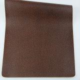 Modieus pvc Synthetic Leather van Waterproof Elastic Pu voor Furniture
