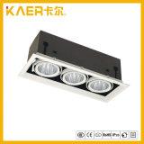 18wx3 projecteurs de gril de l'ÉPI DEL pour l'éclairage de dessin-modèle