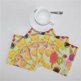 El diseño caliente servilleta de papel para el verano