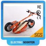 Vespa del motor 60V 2000W de la C.C. de Eledtric vespa eléctrica de la bici de la suciedad de la rueda de la vespa de 9 pulgadas