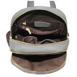 De beste Verkopende MiniRugzak van het Leer van de Koe voor de Toebehoren van de Handtassen van Vrouwen