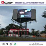 Visualizzazione esterna di colore completo LED di risoluzione di HD P4/P6/P8/P10/P16 per fare pubblicità