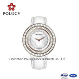 Manier Dame Watch met Diamant