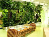 工場価格の高品質の擬似緑の壁