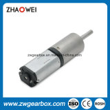 motor de poca velocidad del engranaje de la cámara del CCTV de la alta precisión 3V