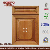 Puerta de madera del estilo clásico para la cabina de Kithcen (GSP5-035)