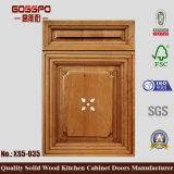 Kithcenのキャビネット(GSP5-035)のための標準的な様式の木のドア