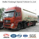 camion di autocisterna in polvere della grafite dell'euro 3 di 33cbm Dongfeng con il motore diesel di Cummins