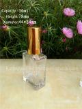 50mlスプレーの透過ガラス香水瓶