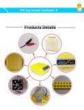 Transparent pour hacher le matériel automatique d'incubation de différents oeufs