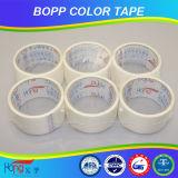 48mm BOPP die Verpackungs-Band mit horizontal schrumpfen Satz