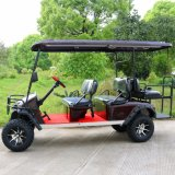 Good Quality 6 Seater off Road Electric Golf Cart