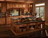 Module de cuisine à la maison en bois solide de meubles