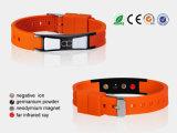 Fabrik-Verkaufs-neuestes Entwurfs-Energie-Silikon-Armband mit mit veränderbarer Länge